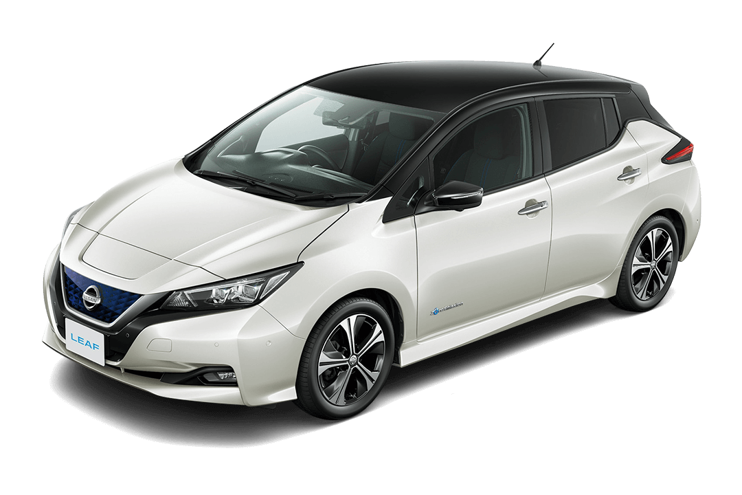 Nissan Leaf-privatleasing